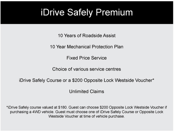 IDRIVE SAFELY Premium