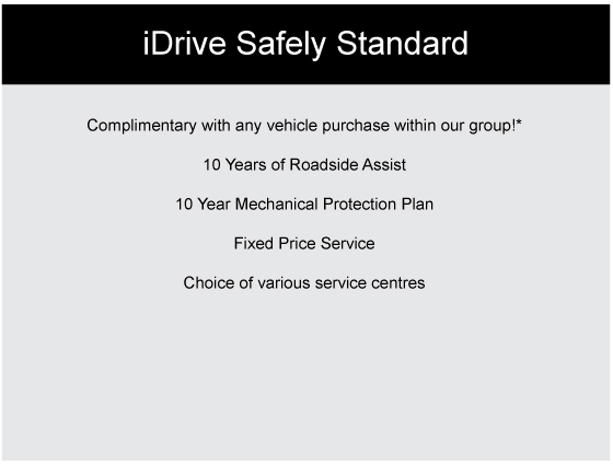 IDRIVE SAFELY Standard